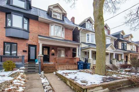 Townhouse for rent at 57 Bertmount Ave Unit Lower Toronto Ontario - MLS: E4773682