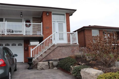 Townhouse for rent at 60 Navaho Dr Unit Lower Toronto Ontario - MLS: C4993367