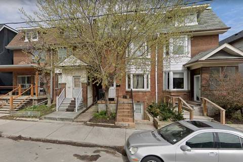 Townhouse for rent at 629 Christie St Unit Lower Toronto Ontario - MLS: C4657250
