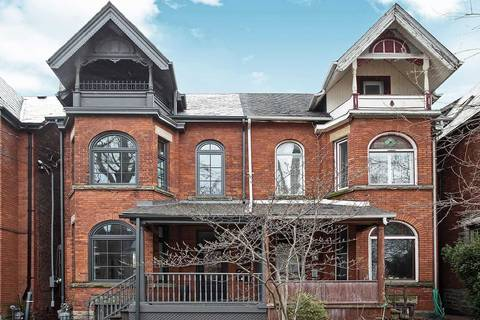 Townhouse for rent at 64 Lakeview Ave Unit Lower Toronto Ontario - MLS: C4719577
