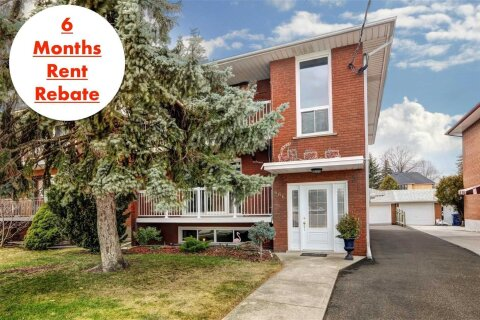Townhouse for rent at 666 Royal York Rd Unit Lower Toronto Ontario - MLS: W4913251