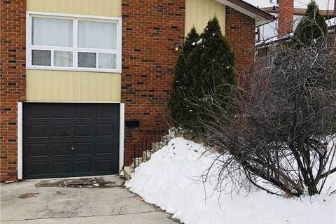 Townhouse for rent at 67 Newlyn Cres Unit Lower Brampton Ontario - MLS: W4676309