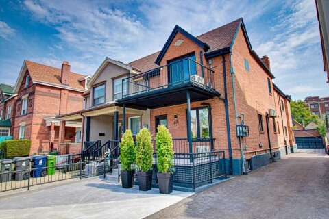 Townhouse for rent at 671 Dufferin St Unit Lower Toronto Ontario - MLS: C5056253