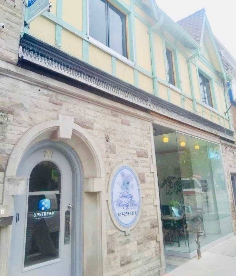 Commercial property for lease at 717 Queen St Apartment Lower Toronto Ontario - MLS: E4452335