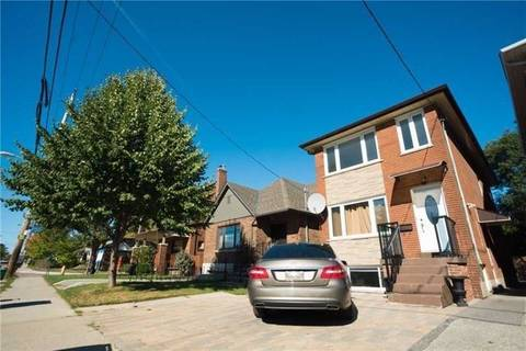 House for rent at 85 Royal York Rd Unit Lower Toronto Ontario - MLS: W4667994