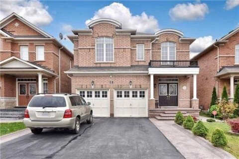 House for rent at 9 Fallgate Dr Unit Lower Brampton Ontario - MLS: W4986819