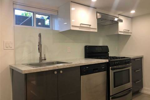 Townhouse for rent at 90 Northcote Ave Unit Lower Toronto Ontario - MLS: C4631713
