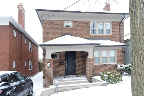 Townhouse for rent at 91 Glendonwynne Rd Unit Lower Toronto Ontario - MLS: W4687207