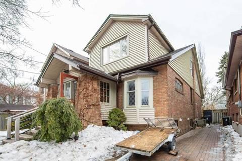 Home for rent at 4 Valhalla Blvd Unit Lower B Toronto Ontario - MLS: E4392643