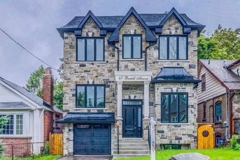 House for rent at 40 Bexhill Ave Unit Lower L Toronto Ontario - MLS: E4552433