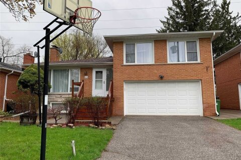House for rent at 55 Bowerbank Dr Unit Lower L Toronto Ontario - MLS: C4995524
