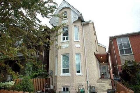 House for rent at 91 Lippincot St Unit Lowunit Toronto Ontario - MLS: C4501337