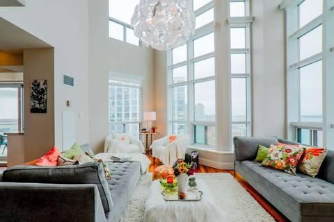 Apartment for rent at 410 Queens Quay Unit Lph 08 Toronto Ontario - MLS: C4634008