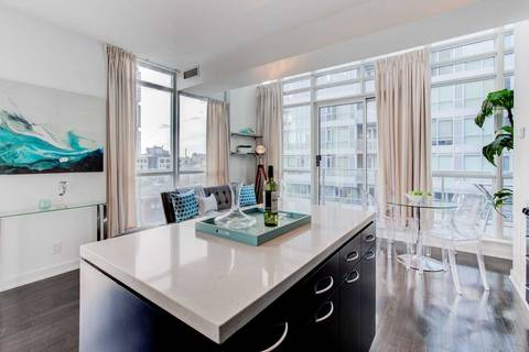 Condo for sale at 21 Nelson St Unit Lph07 Toronto Ontario - MLS: C4617955