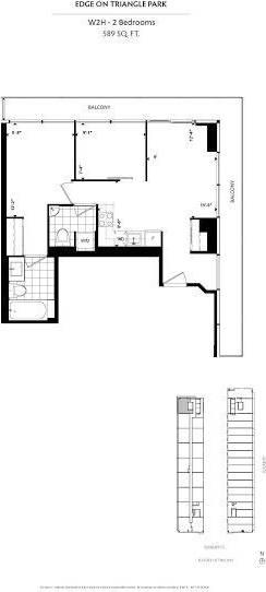 Condo for sale at 36 Lisgar St Unit Lph20W Toronto Ontario - MLS: C4539888