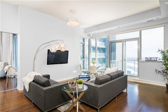 For Sale: Lph3403 - 375 King Street, Toronto, ON | 2 Bed, 2 Bath Condo for $1,298,000. See 19 photos!