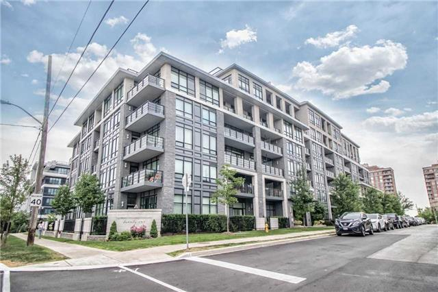 Sold: Lph606 - 21 Clairtrell Road, Toronto, ON