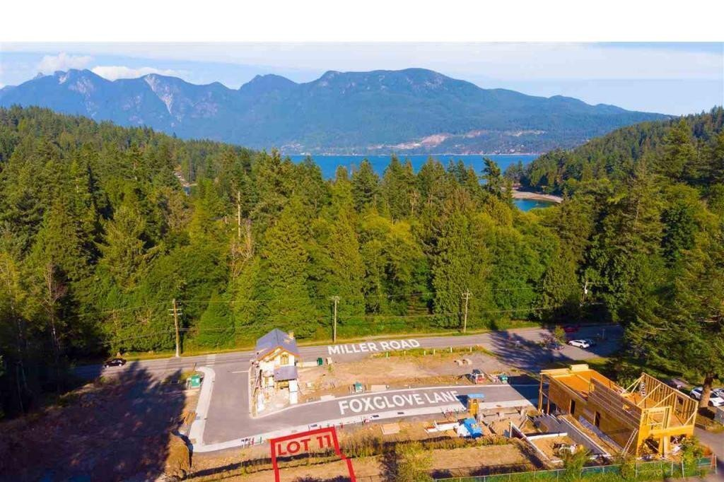 Residential property for sale at 11 Foxglove Ln Unit LT Bowen Island British Columbia - MLS: R2331570