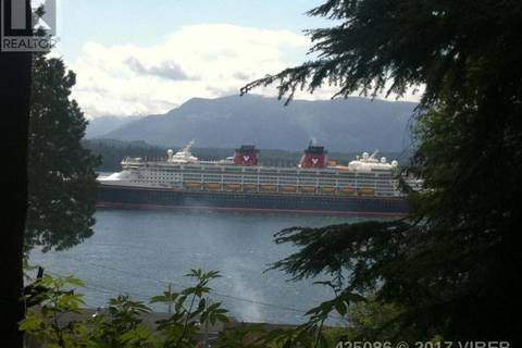 Home for sale at  Lt 12,&3 St Alert Bay British Columbia - MLS: 425086