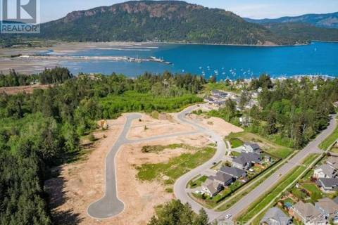 Residential property for sale at 15 Vee Rd Unit Lt Cowichan Bay British Columbia - MLS: 454850