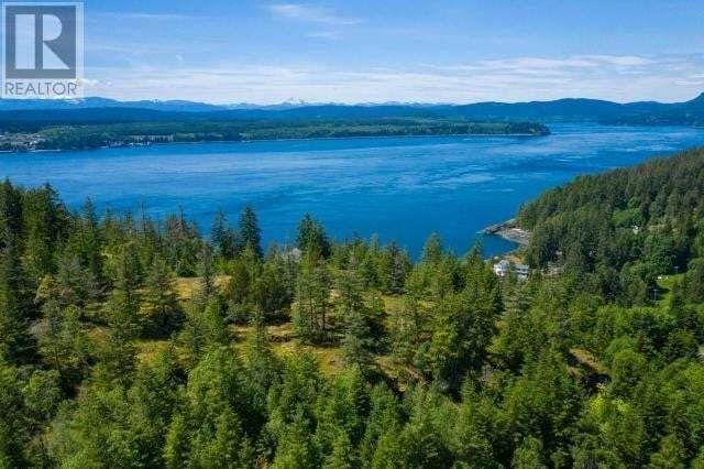 Home for sale at 16 Leishmans Rd Unit LT Quadra Island British Columbia - MLS: 469513