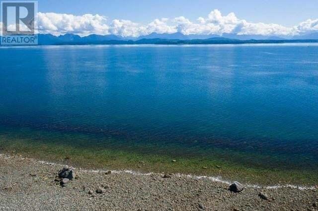 Residential property for sale at 16 Wawakie Rd Unit LT Quadra Island British Columbia - MLS: 469619