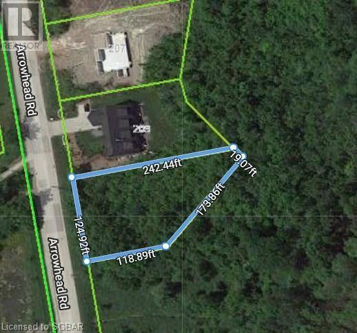 Home for sale at 2 Arrowhead Rd Unit Lt The Blue Mountains Ontario - MLS: 198200