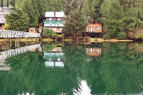 Commercial property for sale at 34 Bamfield S Rd Unit Lt Bamfield British Columbia - MLS: 443104