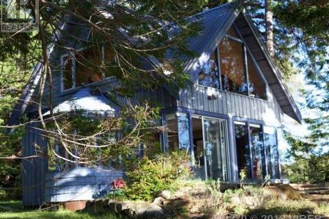House for sale at 39 Spring Bay Rd Unit Lt Lasqueti Island British Columbia - MLS: 442270