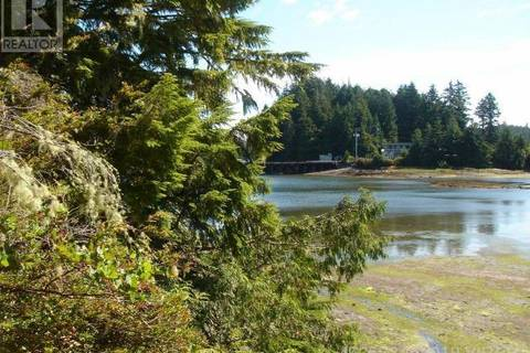 Residential property for sale at 4 Boardwalk Blvd Unit Lt Ucluelet British Columbia - MLS: 453562