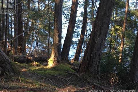 Home for sale at 44 Coho Blvd Unit Lt Mudge Island British Columbia - MLS: 438931