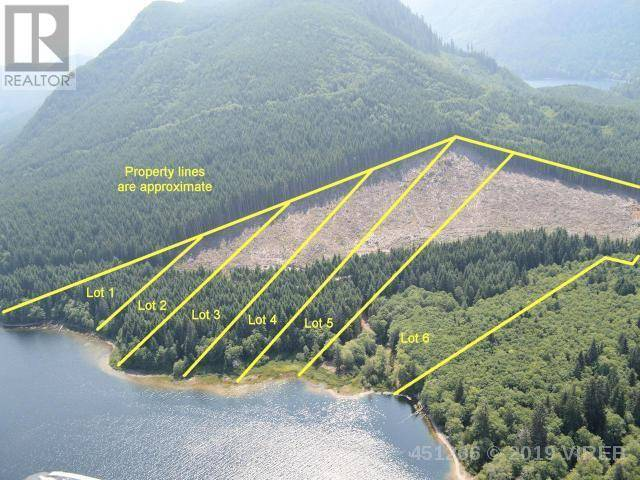 Home for sale at 5 Alice Lk Unit Lt Port Alice British Columbia - MLS: 451206