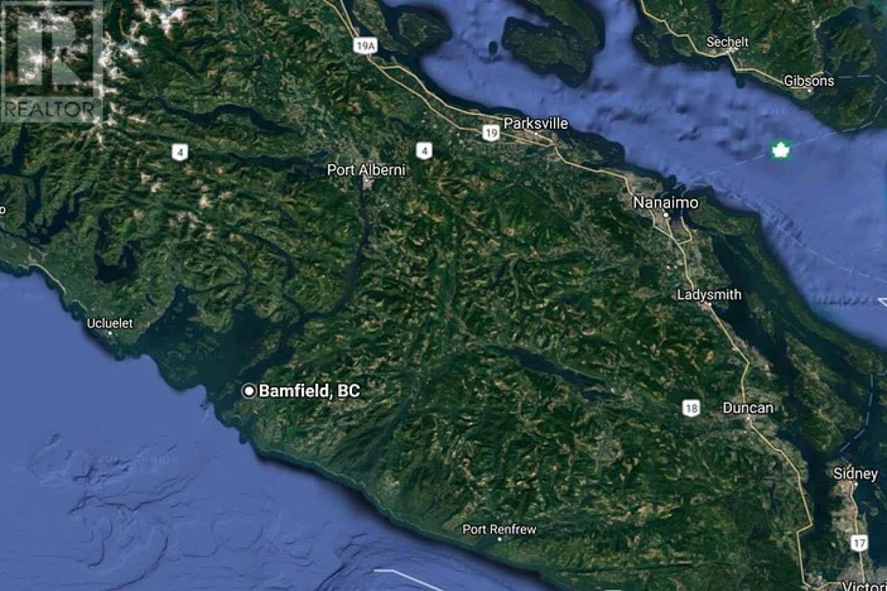 Residential property for sale at 5 Bamfield Rd S Unit LT Bamfield British Columbia - MLS: 746704