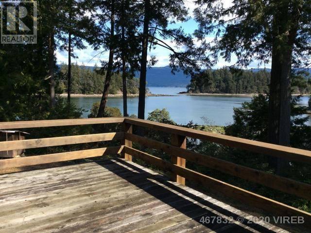 House for sale at 57 Spring Bay Rd Unit Lt Lasqueti Island British Columbia - MLS: 467832