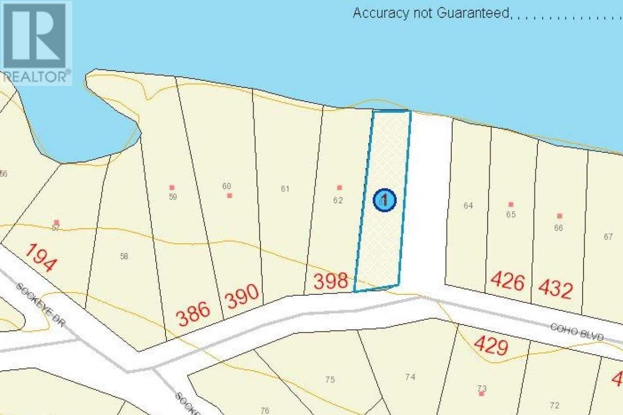Home for sale at LT 63 Coho  Mudge Island British Columbia - MLS: 783718