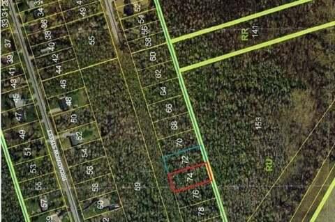 House for sale at LT 74 Braeside St Collingwood Ontario - MLS: 188943