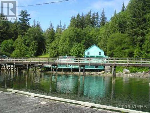 Home for sale at  Lt A & B Is Campbell River British Columbia - MLS: 453260