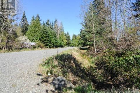 Residential property for sale at  Lt B Rd Comox British Columbia - MLS: 454069