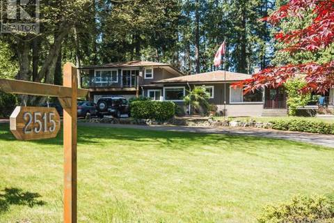 House for sale at  Lt C-2515 Departure Rd Nanaimo British Columbia - MLS: 454613