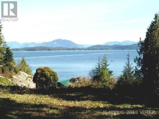 Residential property for sale at  Lt F Ln Bamfield British Columbia - MLS: 454068