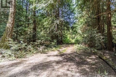 Home for sale at  Main Rd Unit Lt1 Lasqueti Island British Columbia - MLS: 454689