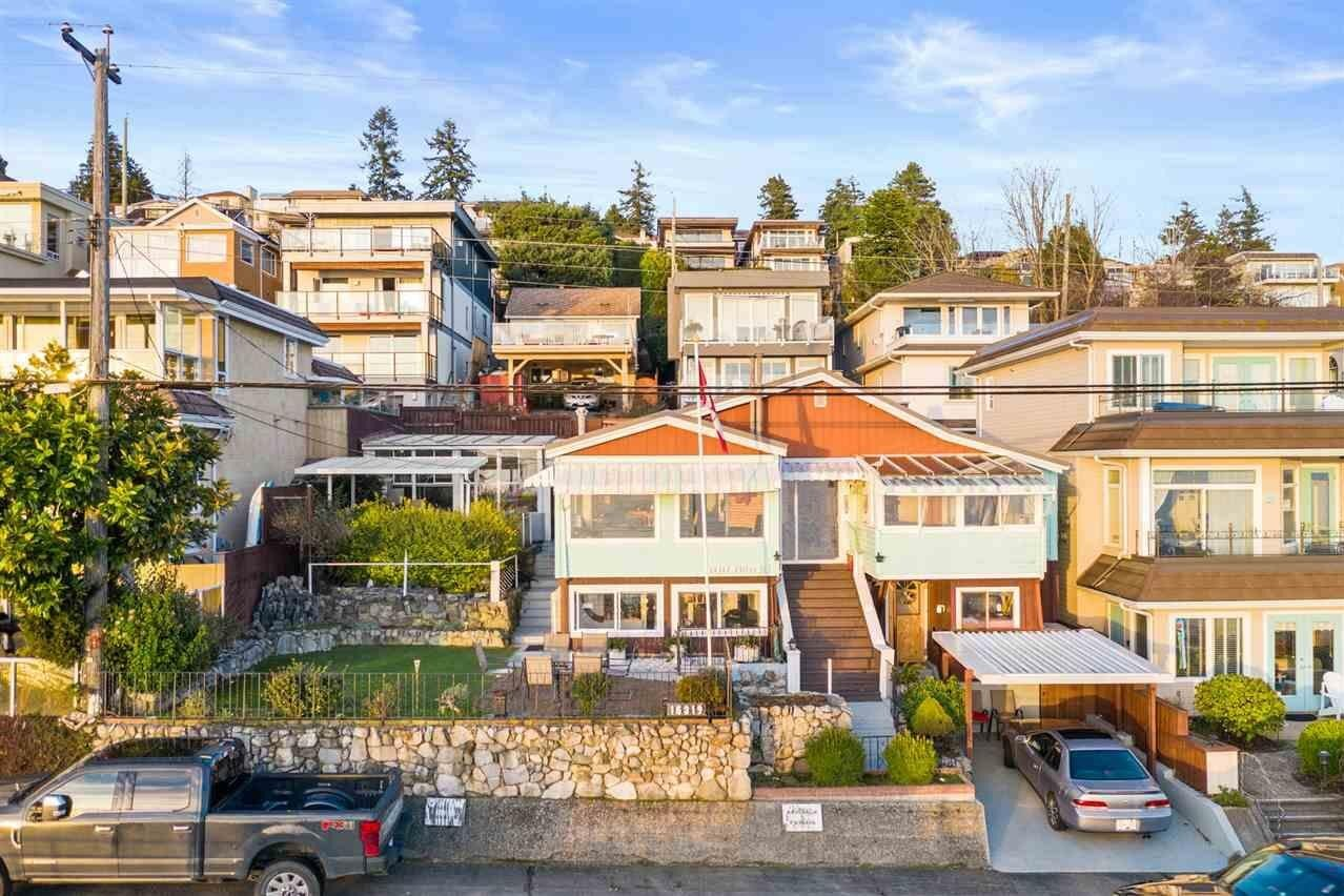Residential property for sale at 15319 Marine Dr Unit LT.18 White Rock British Columbia - MLS: R2528730