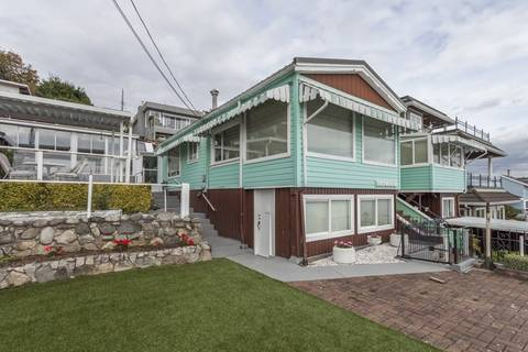 Home for sale at 15319 Marine Dr Unit LT.18 White Rock British Columbia - MLS: R2347749
