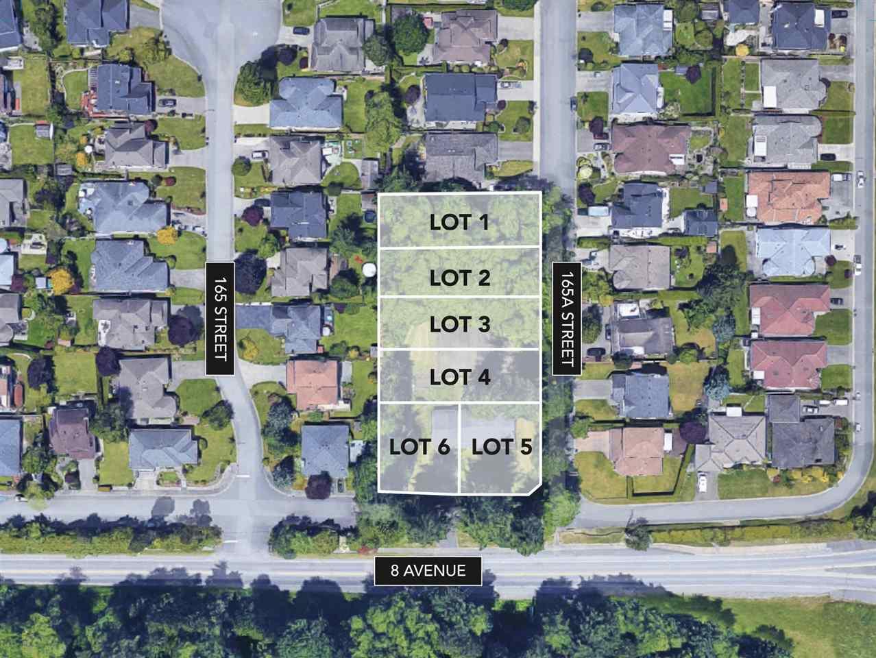 Buliding: 16537 8 Avenue, Surrey, BC