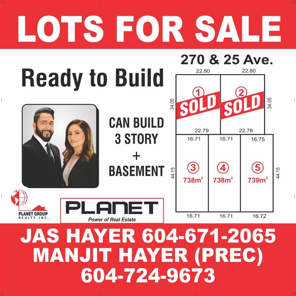 Buliding: 27035 25 Avenue, Langley, BC