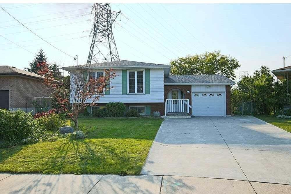 House for rent at 44 Forest Hill (lower) Cres Unit LWR Hamilton Ontario - MLS: H4090846