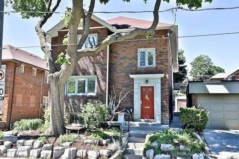 Townhouse for rent at 232 Millwood Rd Unit Lwr Bk Toronto Ontario - MLS: C4546986