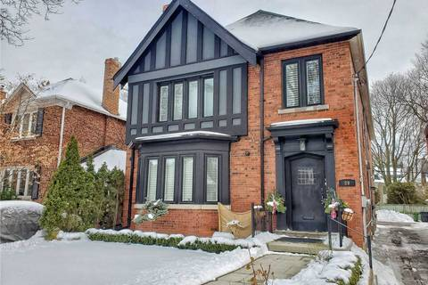 Townhouse for rent at 89 Whitehall Rd Unit Lwr Lev Toronto Ontario - MLS: C4675616