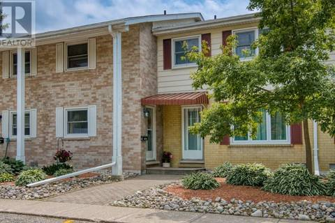Townhouse for sale at 517 Weber St North Unit M Waterloo Ontario - MLS: 30745685