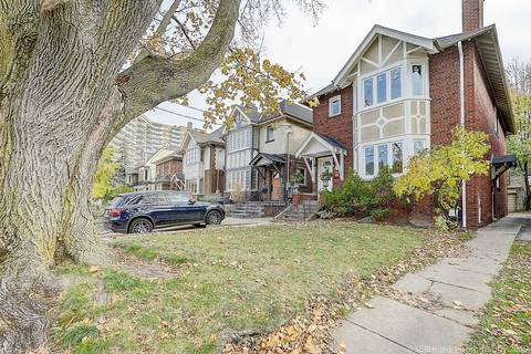 Townhouse for rent at 21 Kilbarry Rd Unit M/Flr Toronto Ontario - MLS: C4628823